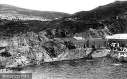 The Baths 1907, Port Erin