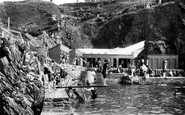 Example photo of Port Erin