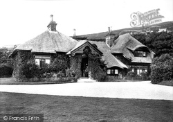 Port Erin, The Hut 1907