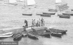 The Jetty 1897, Port Erin