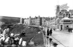 Port Erin, The Promenade 1903