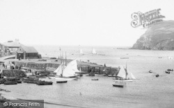 The Quay 1897, Port Erin