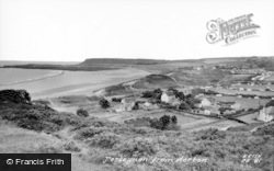 Port Eynon, From Horton c.1960