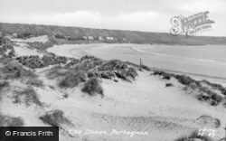 Port Eynon, The Dunes c.1960