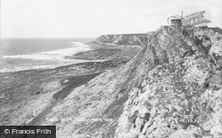 Port Eynon, The Look Out c.1950