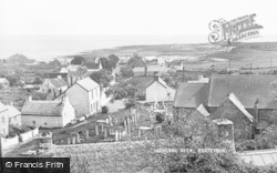 Port Eynon, The Village c.1950