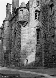 Port Glasgow, Newark Castle 1960