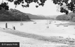 Helford River c.1930, Port Navas