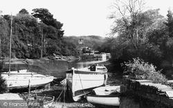 The Basin c.1960, Port Navas
