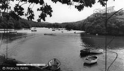 The Creek c.1960, Port Navas