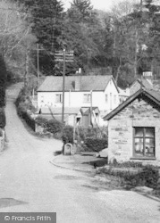 The Village c.1960, Port Navas