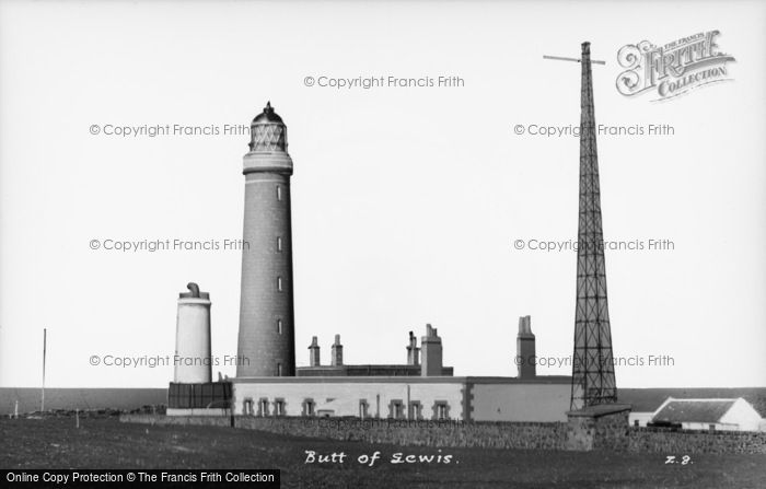 Photo of Port Of Ness, Butt Of Lewis, Lighthouse c.1960