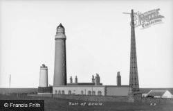 Port Of Ness, Butt Of Lewis, Lighthouse c.1960