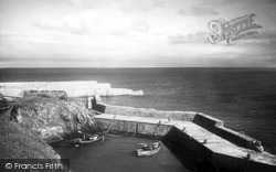 Port Of Ness, The Harbour c.1965