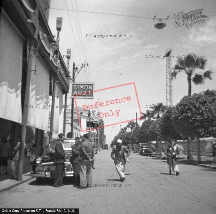 Photo of Port Said, 1948