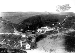 Port Soderick, Hotel 1903