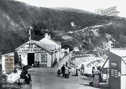 Port Soderick, The Hotel 1893