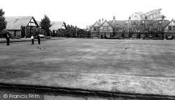 Port Sunlight, Bolton Road Bowling Green c.1965