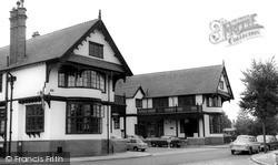 Port Sunlight, Bridge Inn c.1965