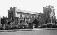Port Sunlight, Christ Church c1960