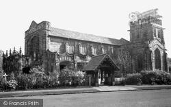 Port Sunlight, Christ Church c.1960