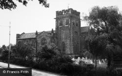 Port Sunlight, Christ Church c.1965