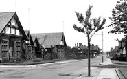 Port Sunlight, Hulme Hall c1955