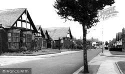 Port Sunlight, Hulme Hall c.1965