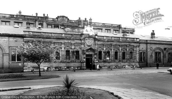Port Sunlight, Lever House c1960