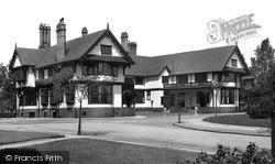 Port Sunlight, The Bridge Inn c.1955
