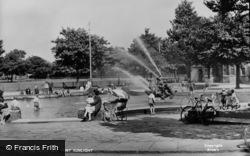 Port Sunlight, The Fountain c.1955