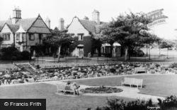 Port Sunlight, The Gardens c.1950