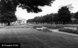 Port Sunlight, The Gardens c.1965