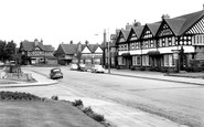 Port Sunlight, the Post Office c1960