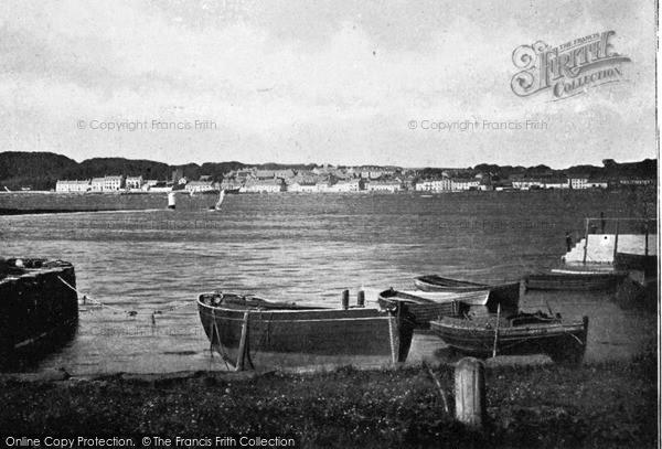 Photo of Portaferry, c.1900