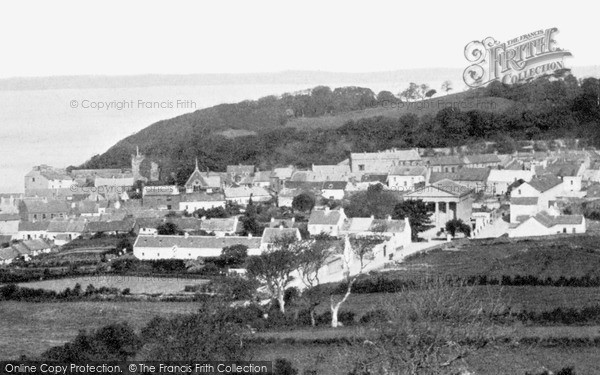 Photo of Portaferry, c.1900