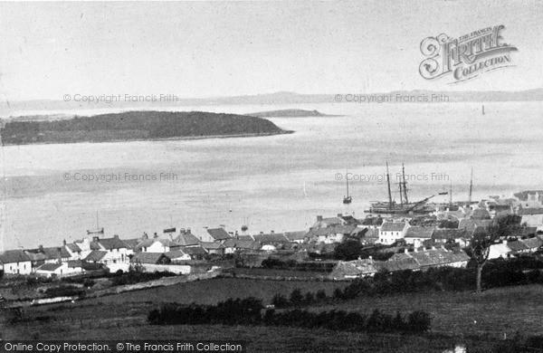 Photo of Portaferry, Strangford Lough c.1900