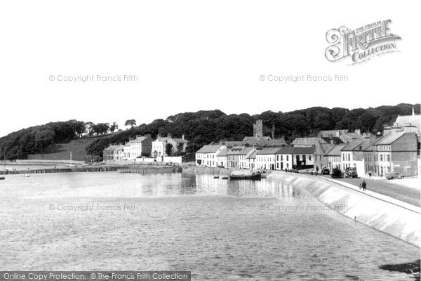 Photo of Portaferry, The Harbour c.1955