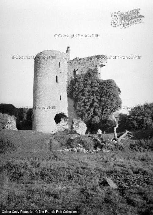 Photo of Portarlington, Lea Castle, Tower 1957