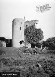 Portarlington, Lea Castle, Tower 1957