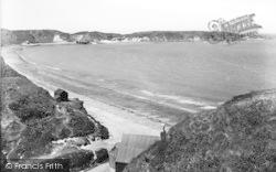 Porth Dinllaen, Sands c.1950