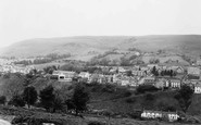 Porth, general view c1955