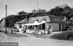 Mellionic-Vean Cafe c.1960, Porth