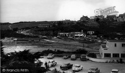 Mellionic Vean Cafe c.1965, Porth