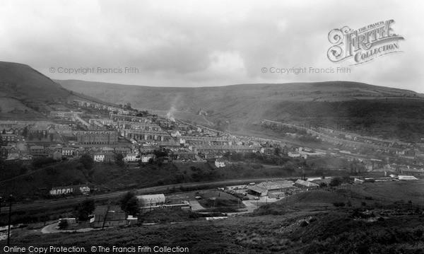 Porth, Mount Pleasant c1960
