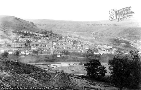 Porth, Mount Pleasant c1955