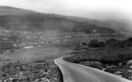 Porth, Overlooking Penrhiwgwynt c1960