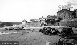 The Beach c.1955, Porth