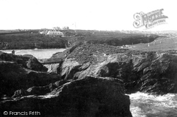 The Bridge 1912, Porth