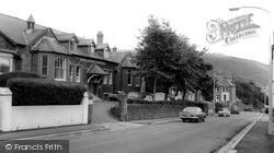 The Cottage Hospital c.1965, Porth
